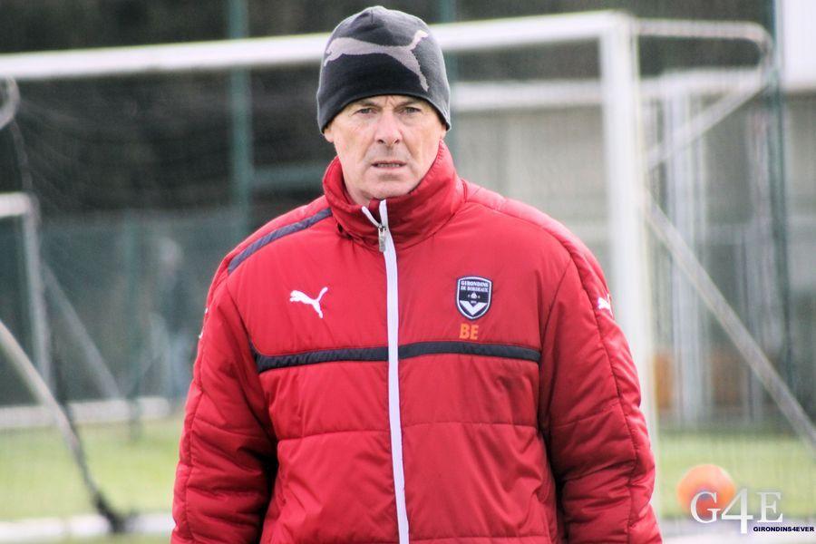 Eric Bédouet de face de près