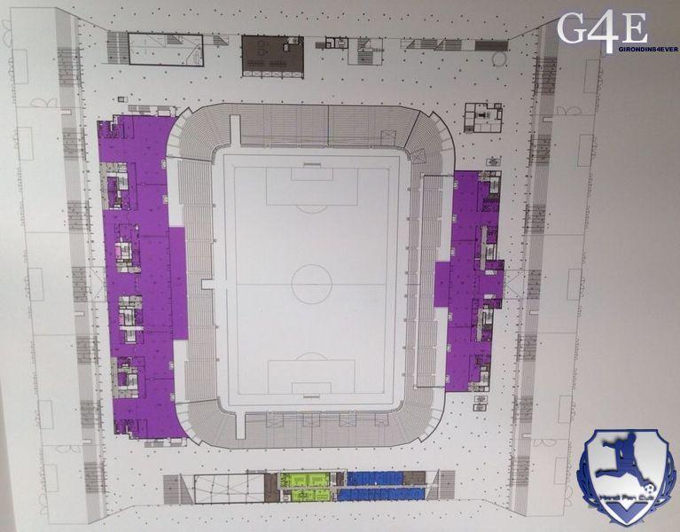 Nouveau Stade Plans Maquettes (14)