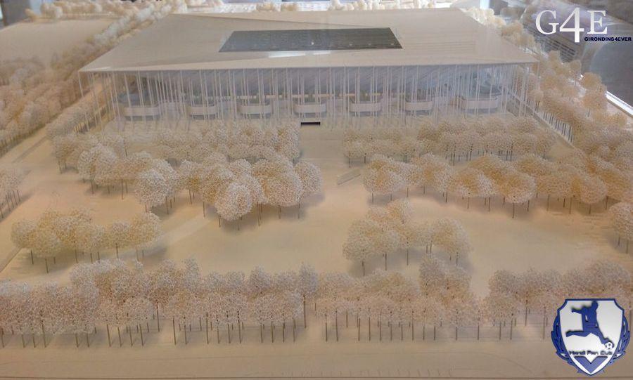 Nouveau Stade Plans Maquettes (16)