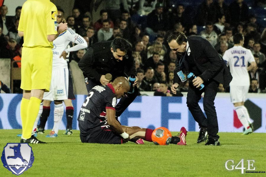Henrique soigné médecins Lyon