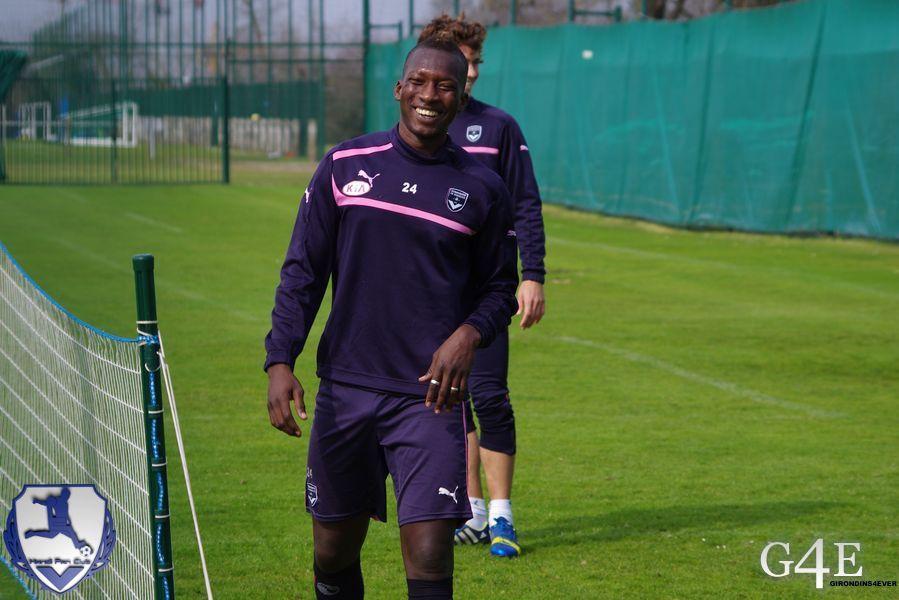 Abdou Traoré, grand sourire