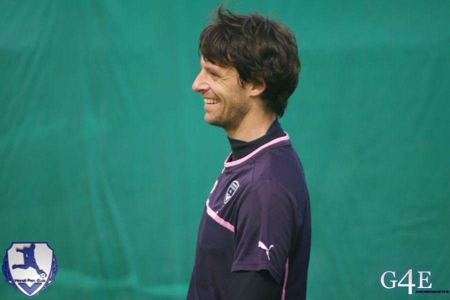 Jérémie Bréchet souriant