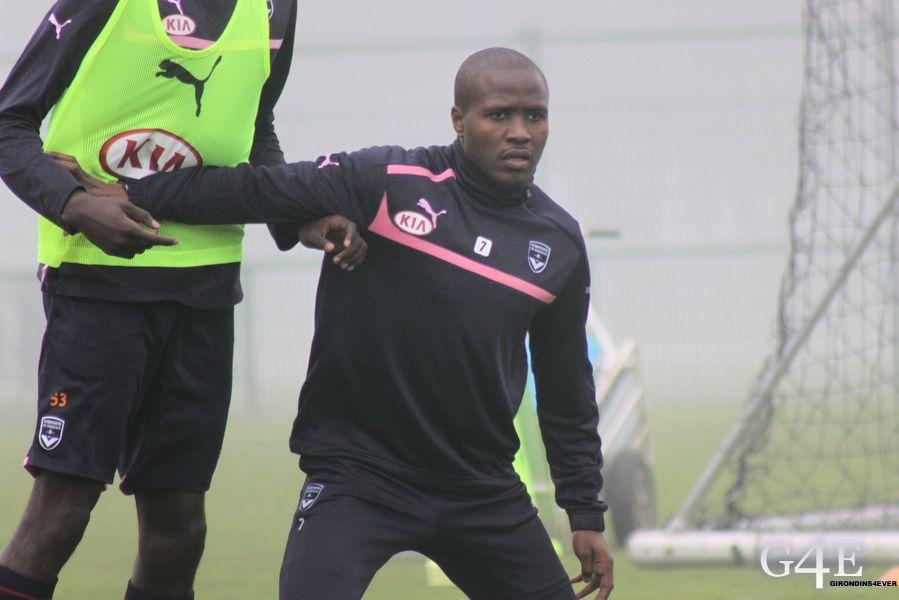 Landry Nguemo au duel