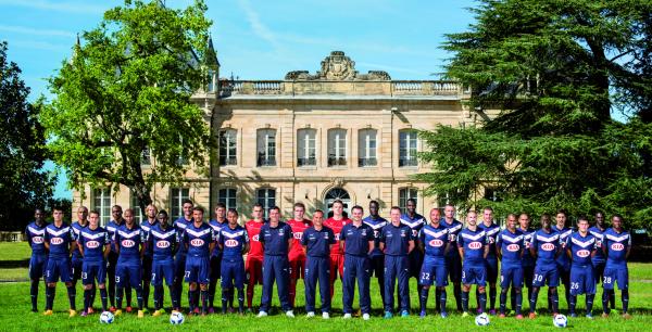 Photo Equipe 2014-2015