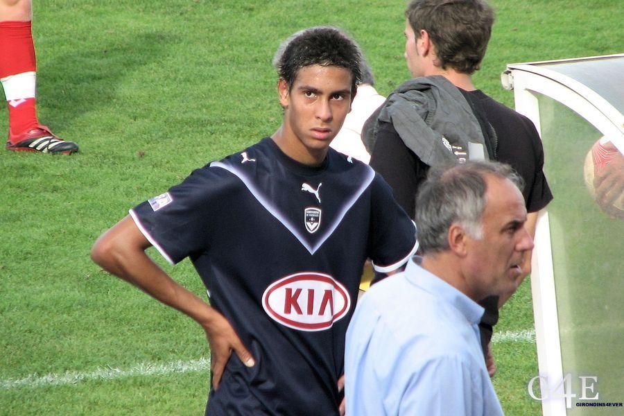 Youssef Sékour Girondins Bordeaux