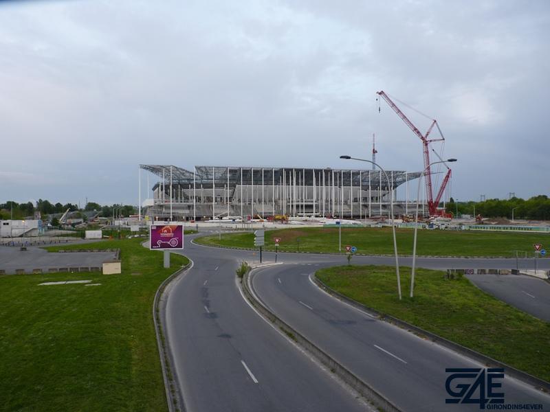 Chantier stade – Plan large stade