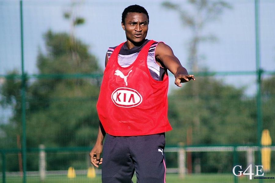 Moussa Maazou Bordeaux