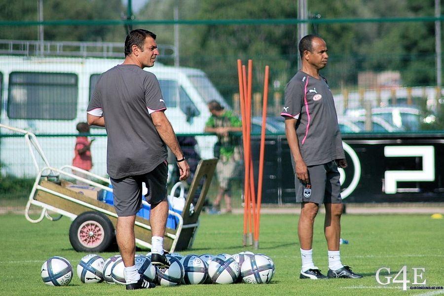 Tigana et Pavon Bordeaux Girondins