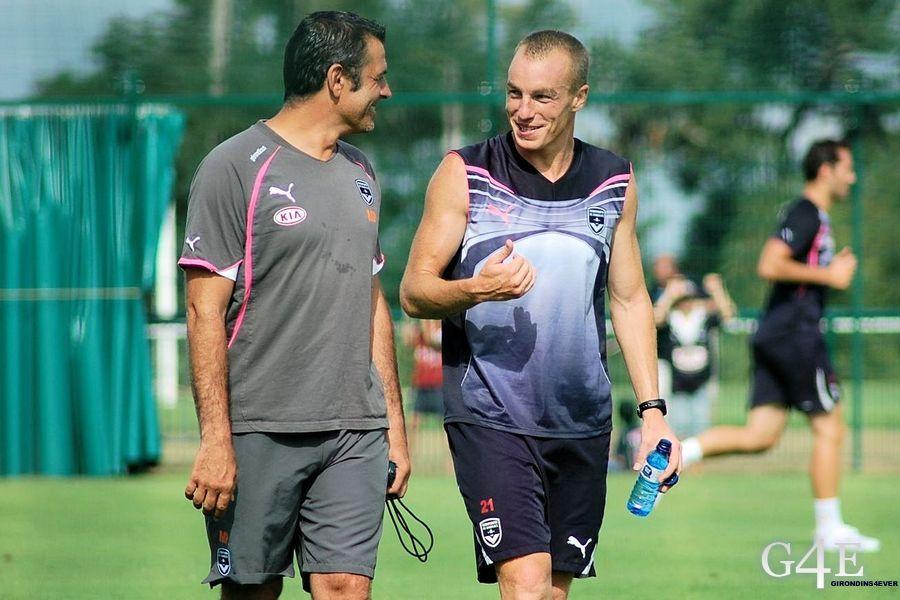 Michel Pavon et Matthieu Chalmé