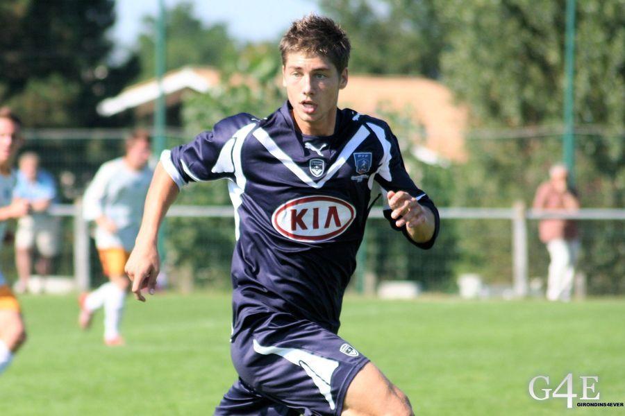 Paul Lasne Girondins Bordeaux -18ans