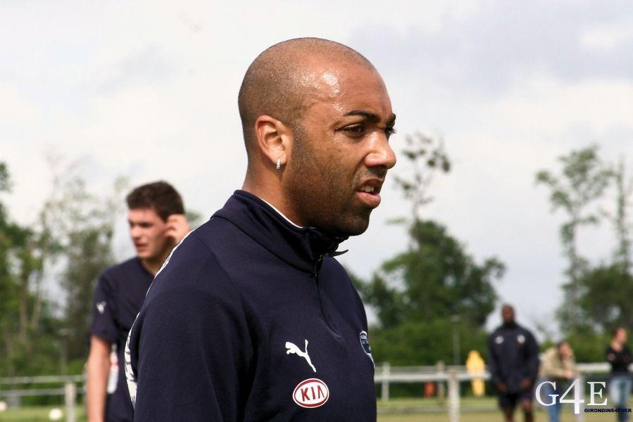 Stéphane Dalmat Girondins Bordeaux