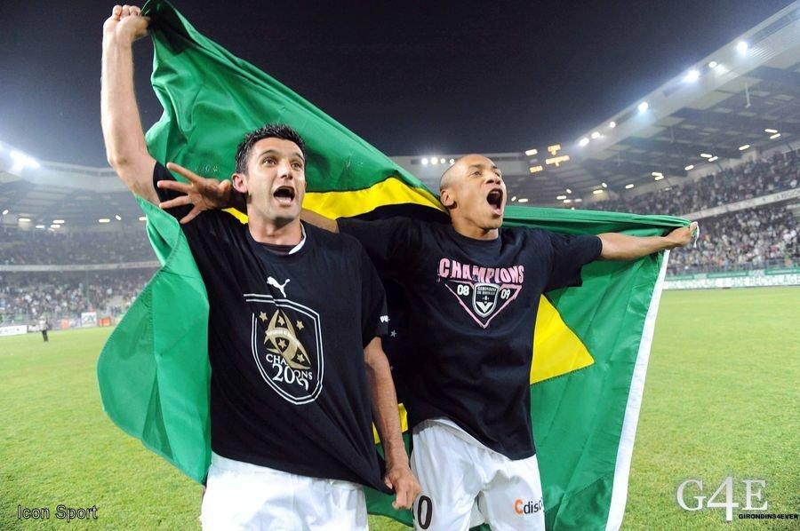 Fernando Menegazzo et Vieira Jussiê iconsport