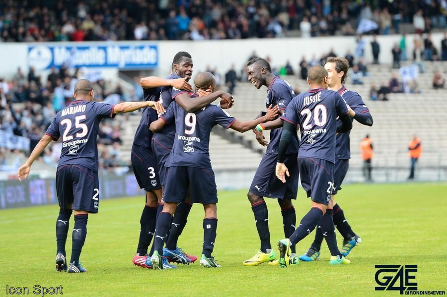 Joie Diabaté Rolan Bordeaux-Guingamp 13-14 iconsport