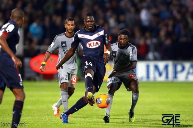 Diabaté Bordeaux-Marseille 13-14 Icon Sport