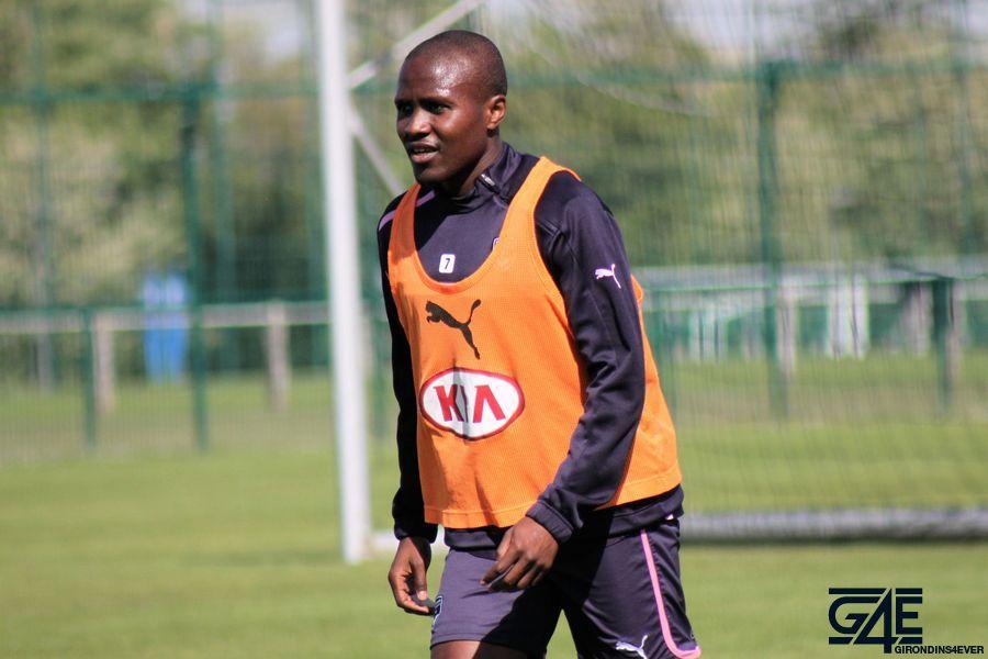 Landry Nnguemo sourit