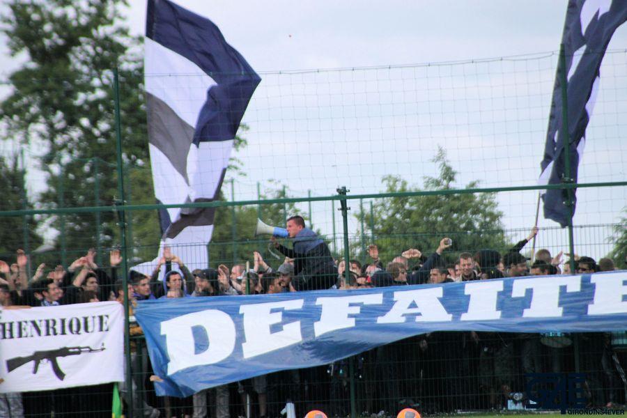 Défaite Supporters Haillan avant Bordeaux-Marseille 6