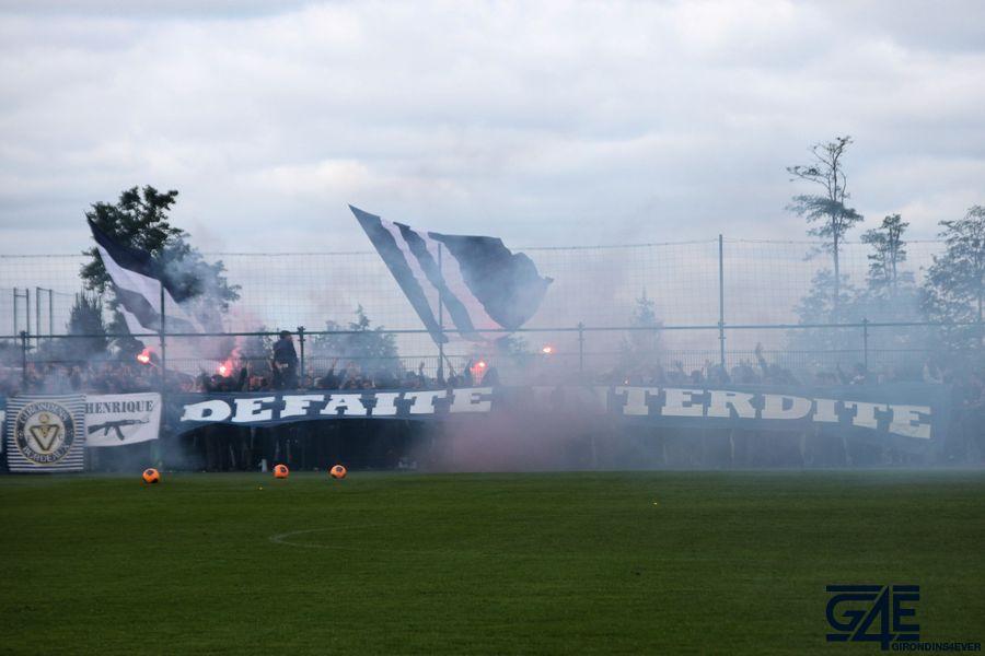 Défaite Supporters Haillan avant Bordeaux-Marseille 4