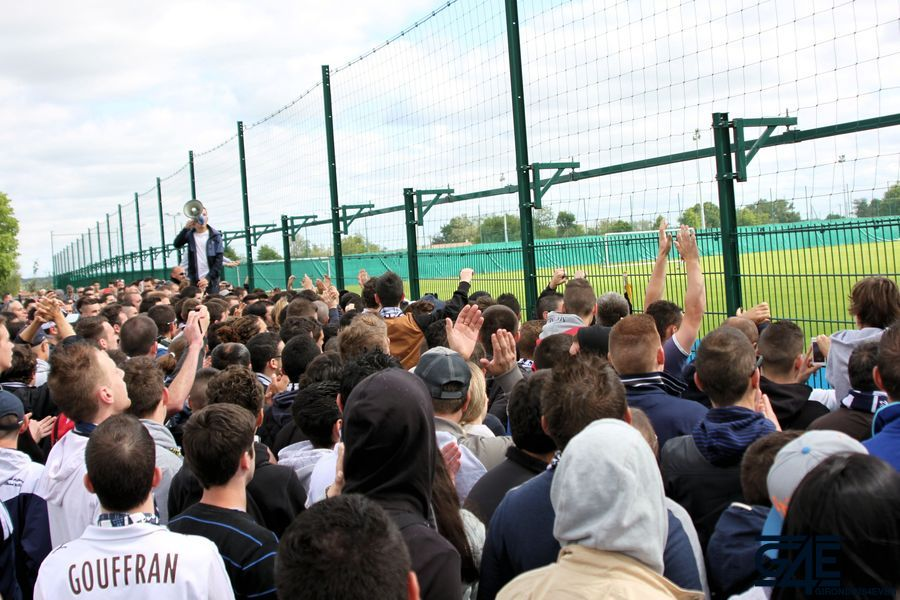 Supporters Haillan Bordeaux-Marseille