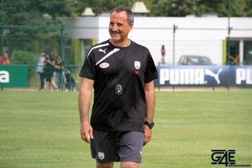Sylvain Matrisciano, sourire
