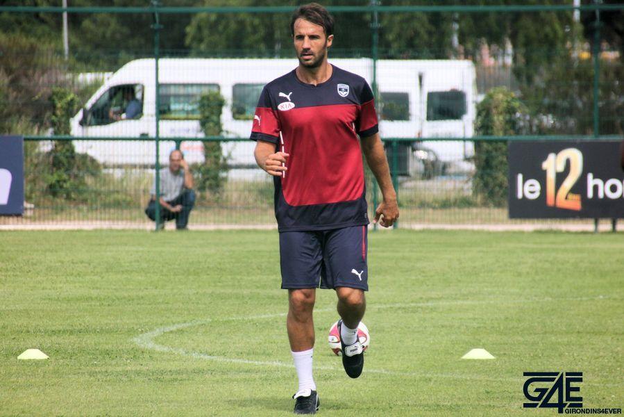 Marc Planus, footing, reprise