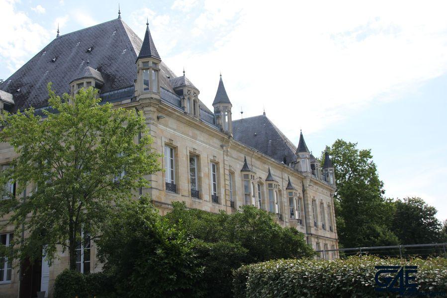 Chateau du Haillan 10 juin 2014