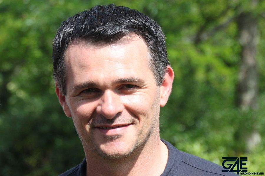 Willy Sagnol de face