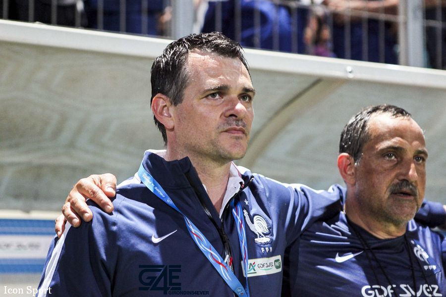 Willy Sagnol et Sylvain Matrisciano