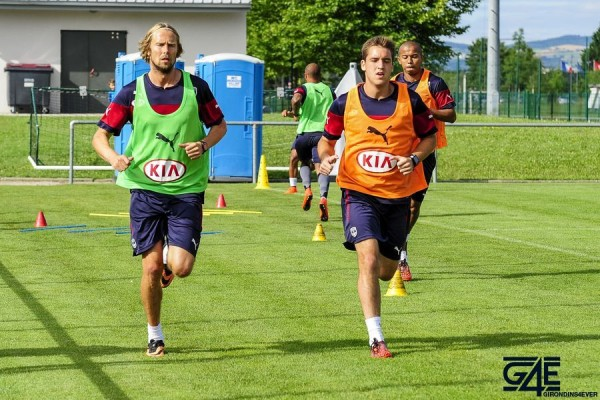 Jogging Plasil et Vada Divonne