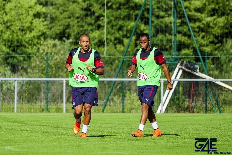 Khazri et Touré Divonne