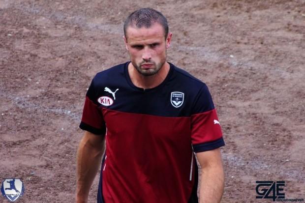 Nicolas Pallois revient au vestiaire Bordeaux-Nantes
