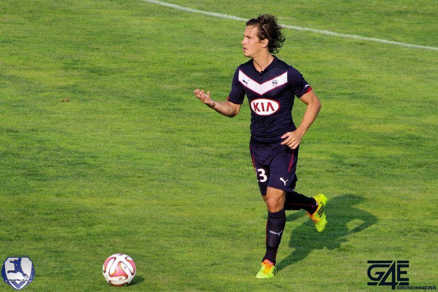 Lucas Oorban appel Bordeaux-Nantes