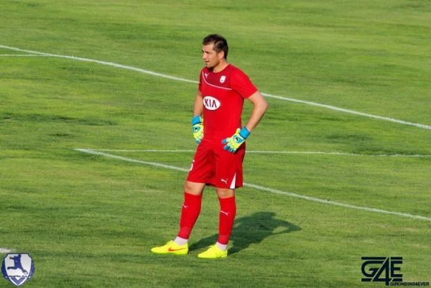 Cédric Carrasso mains sur les hanches Bordeaux-Nantes