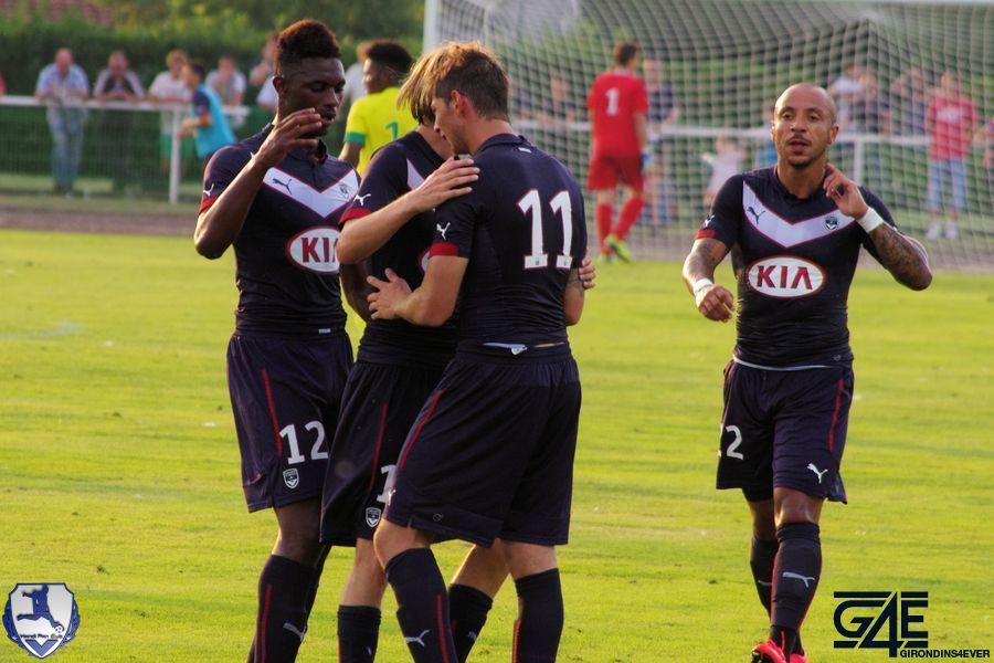 Joie but Sala Sacko Plasil Faubert Bordeaux-Nantes