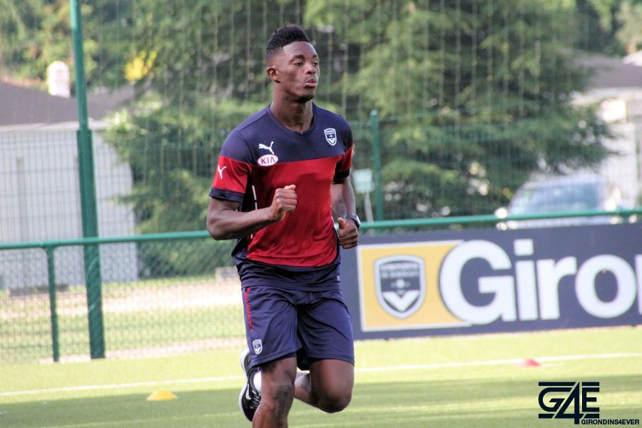 Hadi Sacko, course, tests physiques