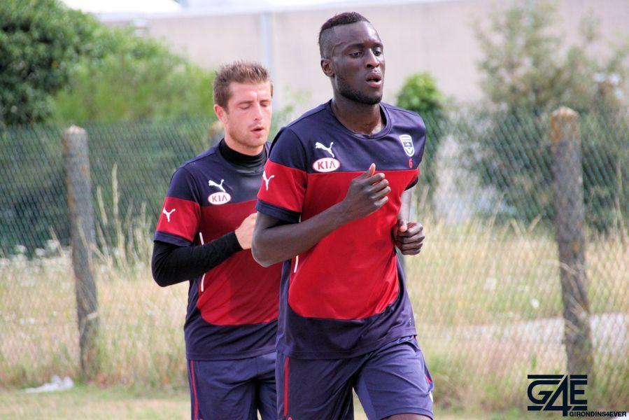 Footing Carrasso et Sané