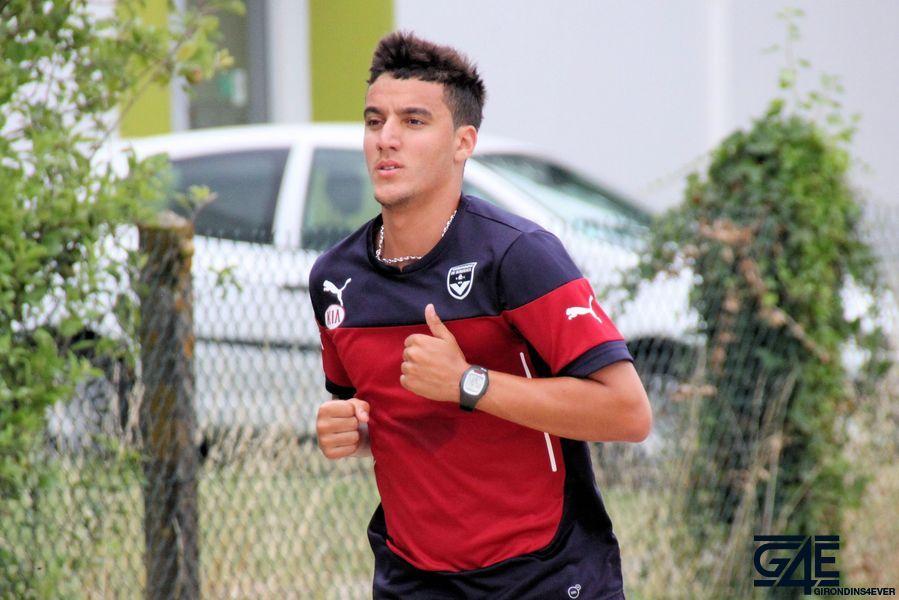 Younes Kaabouni, footing