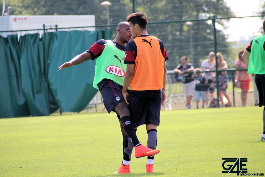 Nicolas Maurice-Belay et Younes Kaabouni