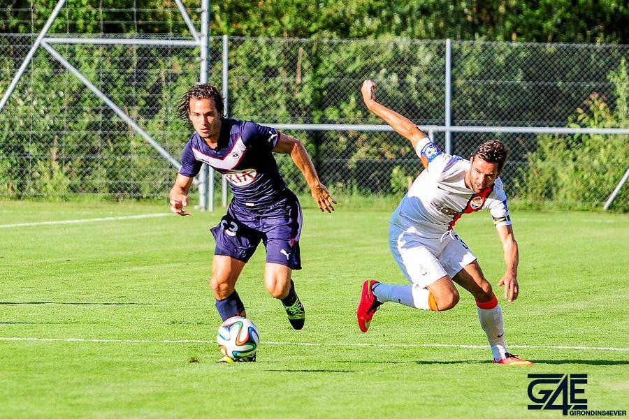 Duel gagné Lucas Orban Shakhtar-Bordeaux