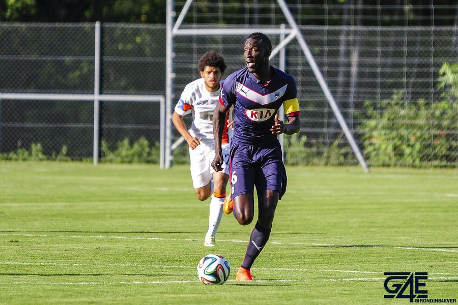 Lamine Sané capitaine Shakhtar-Bordeaux