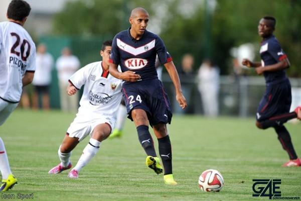 Whabi Khazri face à Nice IconSport