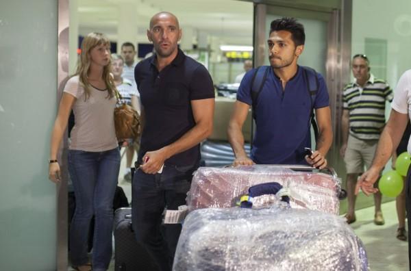 Tremoulinas arrive à Séville Crédit AS