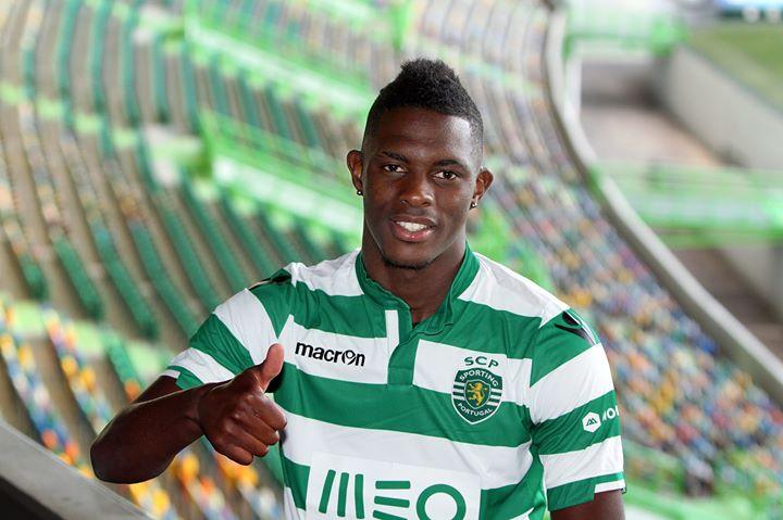Hadi Sacko Sporting Lisbonne