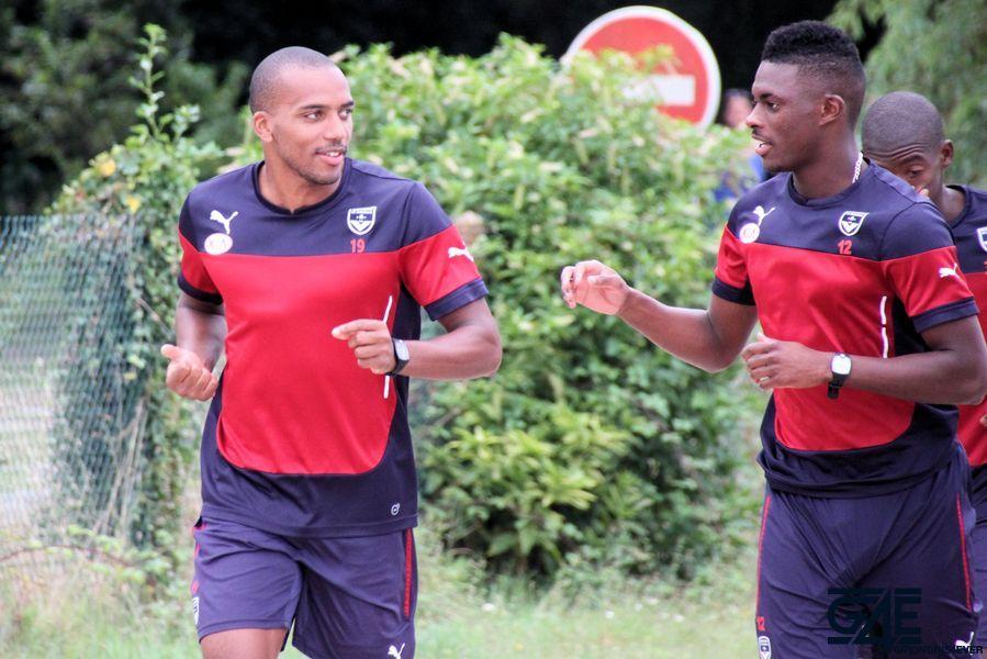 Hadi Sacko et Nicolas Maurice-Belay