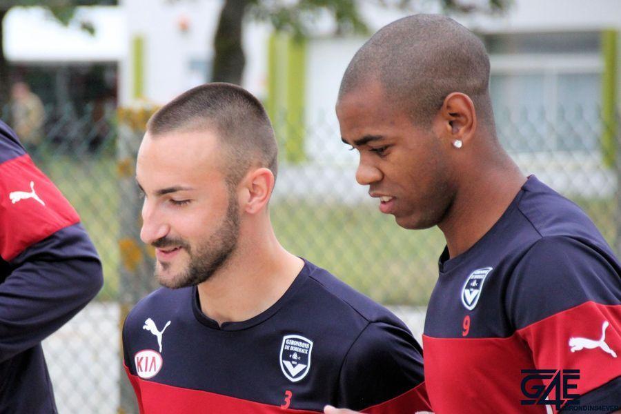 Diego Contento et Diego Rolan