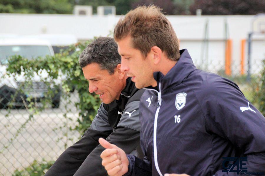 Cédric Carrasso et Franck Mantaux