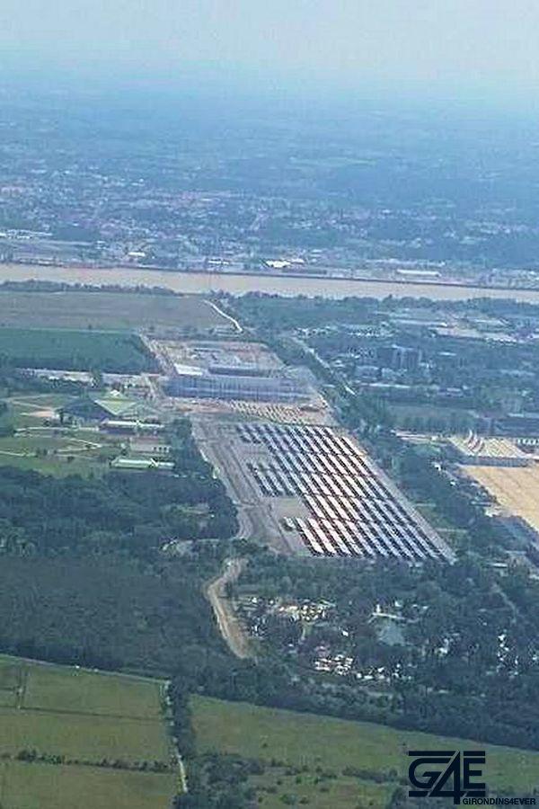 Nouveau Stade vu du ciel Juillet 2014 (1)