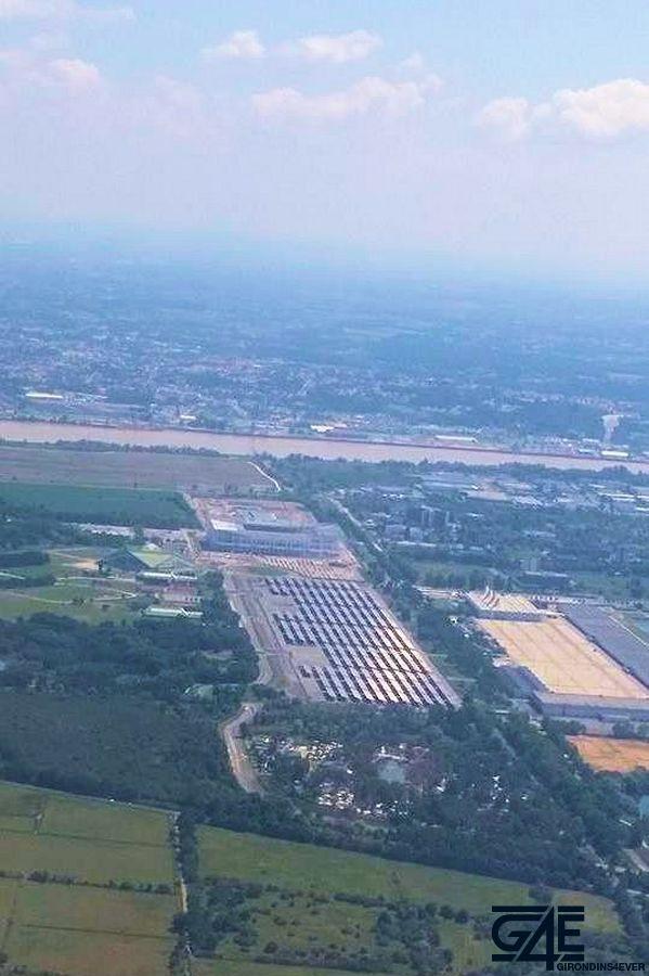 Nouveau Stade vu du ciel Juillet 2014 (4)