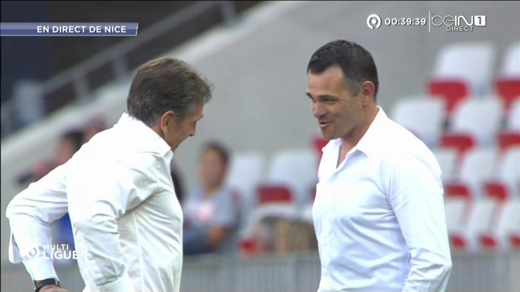 Puel Sagnol avant-match