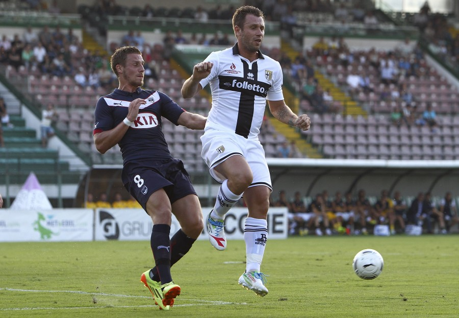 Parma FC, US Avellino, FC Girondins de Bordeaux - Preseason Tournament