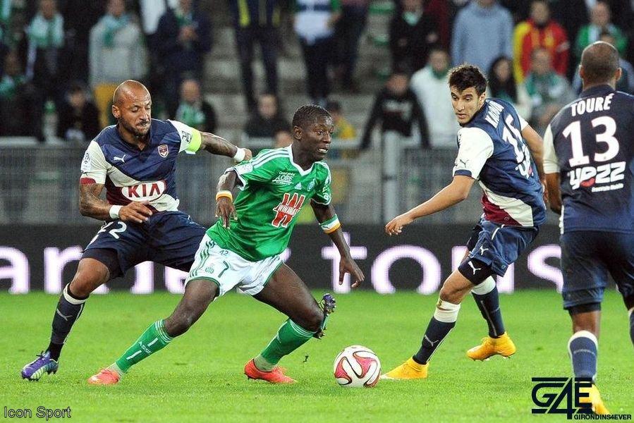 Julien Faubert Saint-Etienne Icon Sport